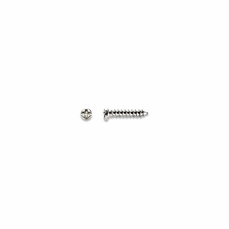 Screws, Self-Tapping, Silver 1.4 mm