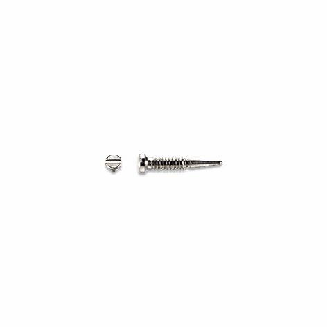 Screws, Self-Aligning, Silver 1.4 mm