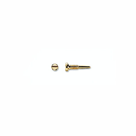 Screws, Self-Aligning, Gold 1.2 mm