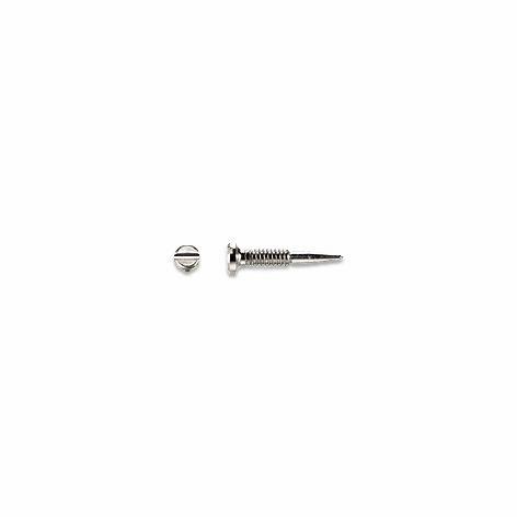 Screws, Self-Aligning, Silver 1.2 mm