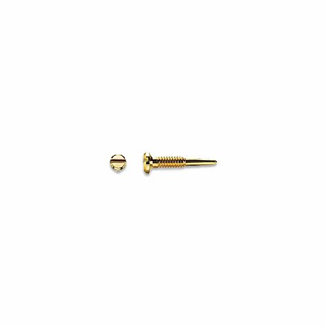 Screws, Self-Aligning, Gold 1.2 mm