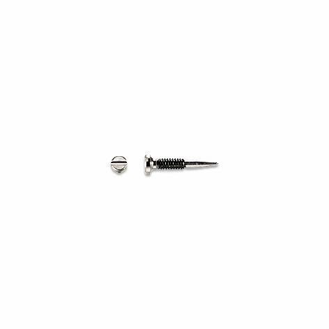 Screws, Self-Aligning Coated, Silver 1.2 mm