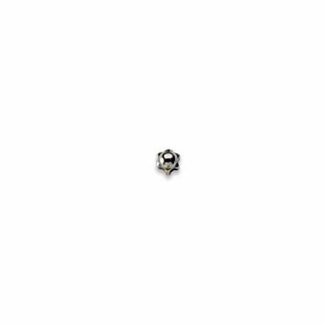 Dome Nut, 6 Star, 1.4 mm