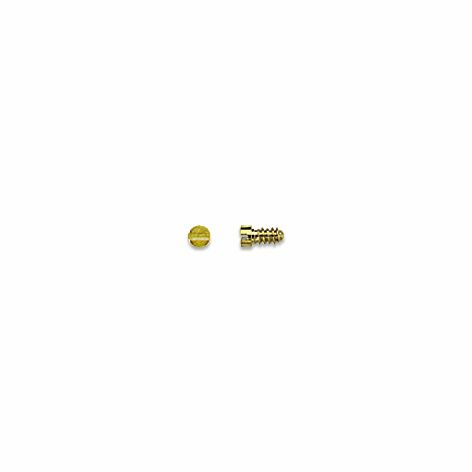 Screws, Eyewire RB, Gold 1.3 mm
