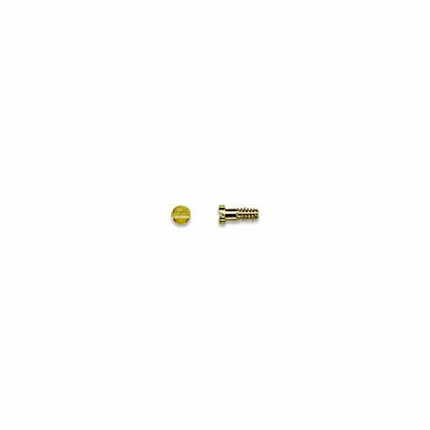 Screws, Temple RB, Gold 1.2 mm