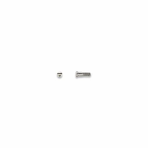 Screws, Nose Pad, Silver S/S 1.1 mm