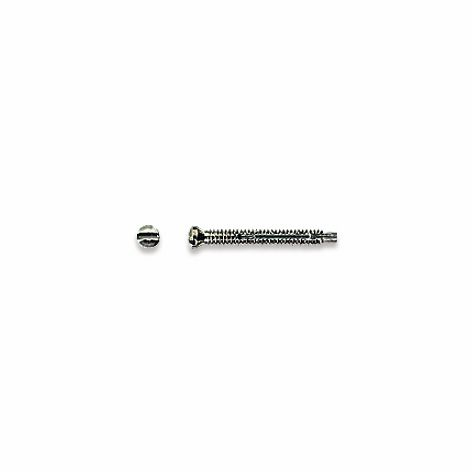 Screws, Self-Tapping Coated, Silver 1.3 mm