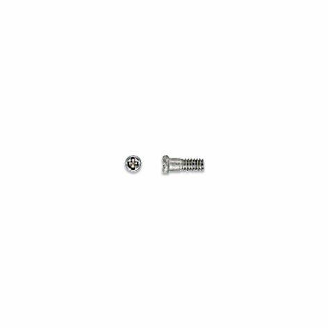 Screws, Hinge, Silver 1.4 mm