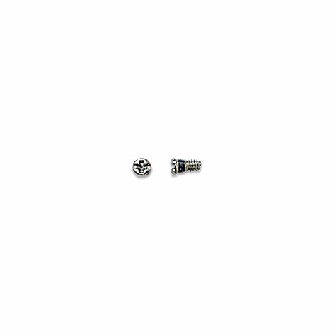Screws, Rim Joint Coated, Silver 1.4 mm