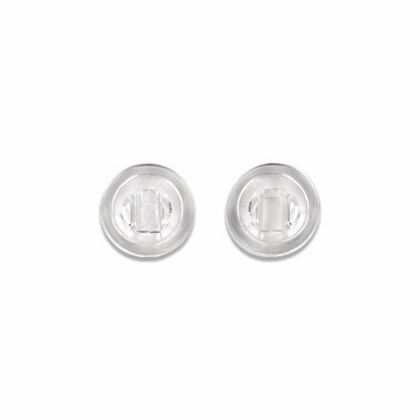 Nose Pad, Silicone, 9 mm