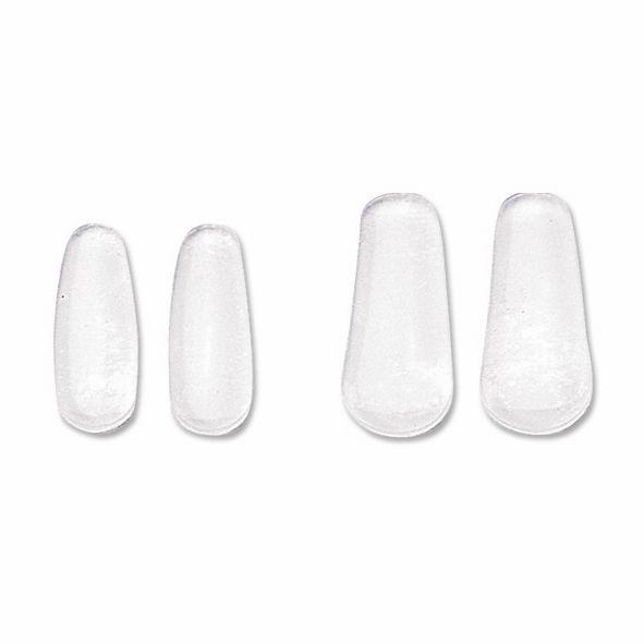 Nose Pad Set, Self-Adhesive, Assorted Sizes