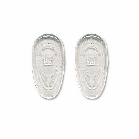 Nose Pad, Silicone, 19 mm