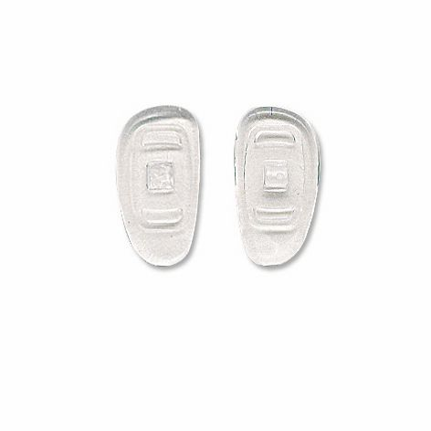 Nose Pad, Silicone, 15 mm