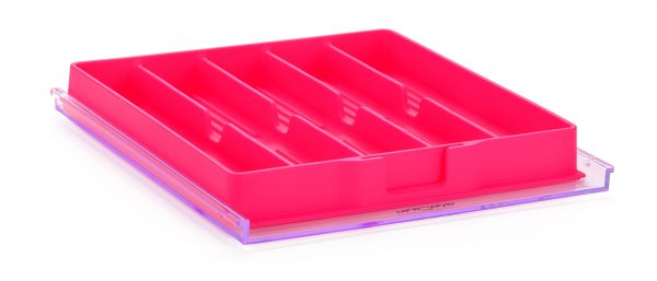 Organizational Cube Tray, 5-Compartment