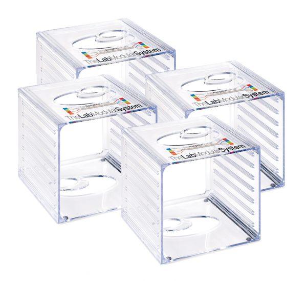 Organizational Cube, 4-Piece Set