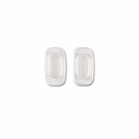 Nose Pad, Silicone, 12.5 mm