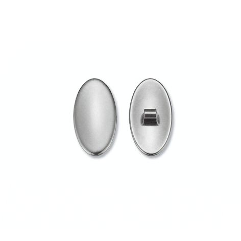 Nose Pad, Titanium Slim Line, 13 mm