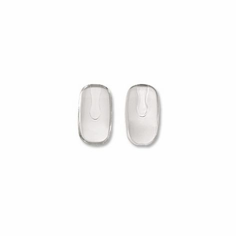 Nose Pad, Biomedical PVC, 10 mm