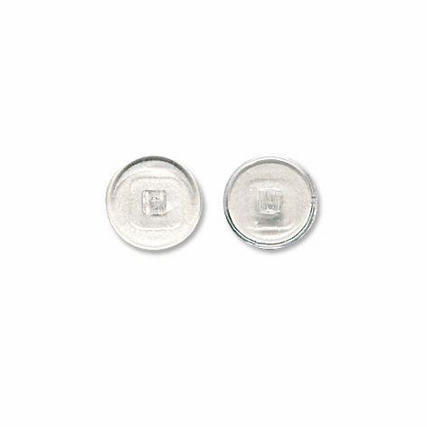 Nose Pad, Biomedical PVC, 9 mm