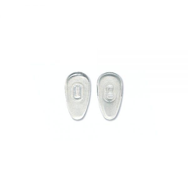 Nose Pad, Biomedical PVC, 14.5 mm