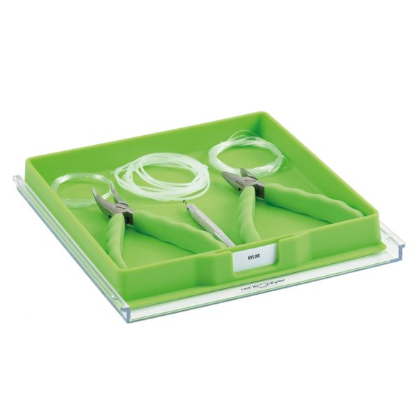 Semi-Rimless Tray Kit