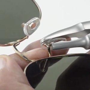 Plier, Nose Pad Assembling