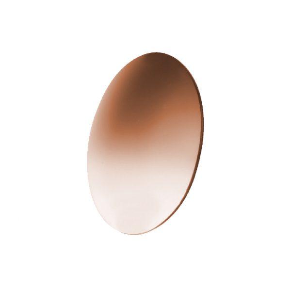 Lens, Poly Medium Brown