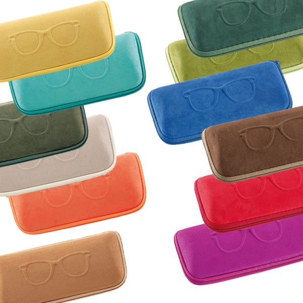 Eyeglass Case Set, Velvet Cases