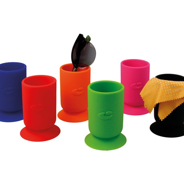 Silicone Desk Cup Set, Small