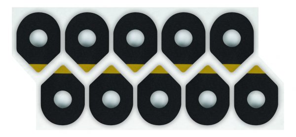 Value EdgeTech Half Eye Blocking Pads
