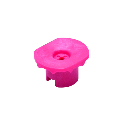 Pink High Curve Block