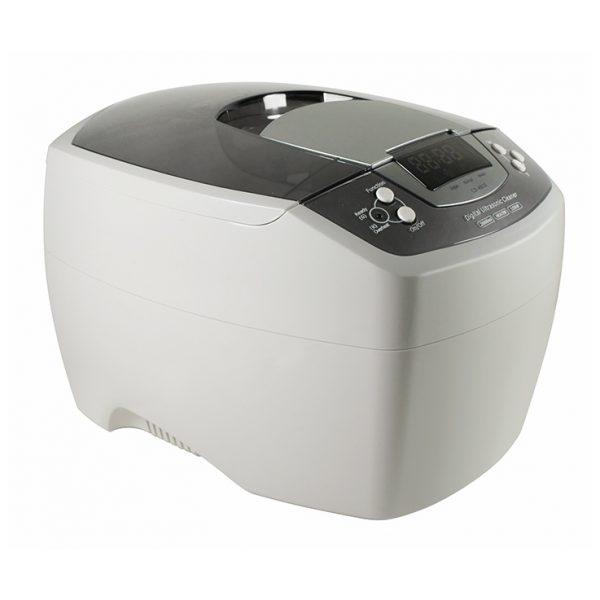 Ultrasonic Cleaner, 2 Liter w/ Ceramic Element & Digital Display