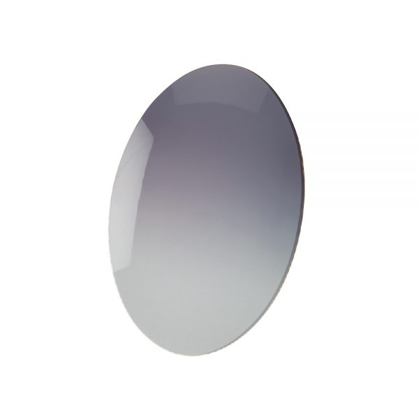 Lens, CR-39 Gray Gradient