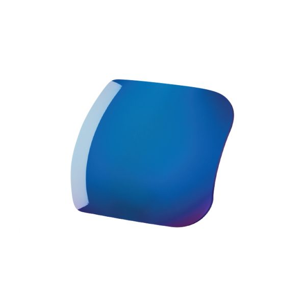 Lens, Poly Blue Mirror