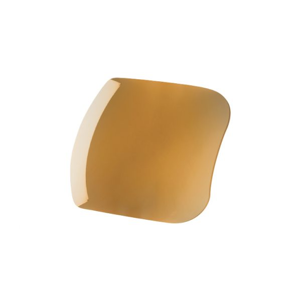 Lens, Poly Gold Mirror