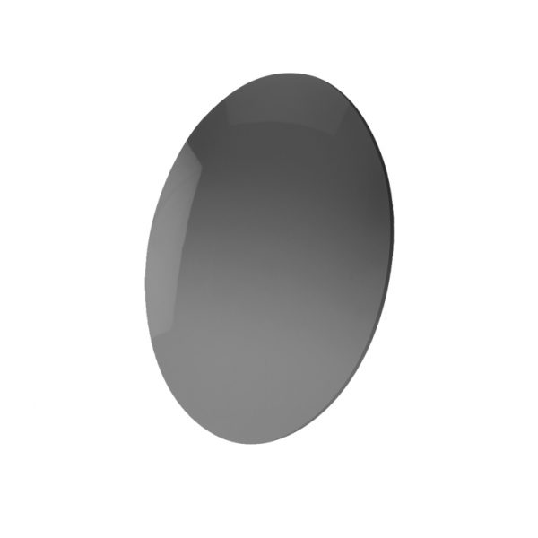 Lens, CR-39 Dark Gray