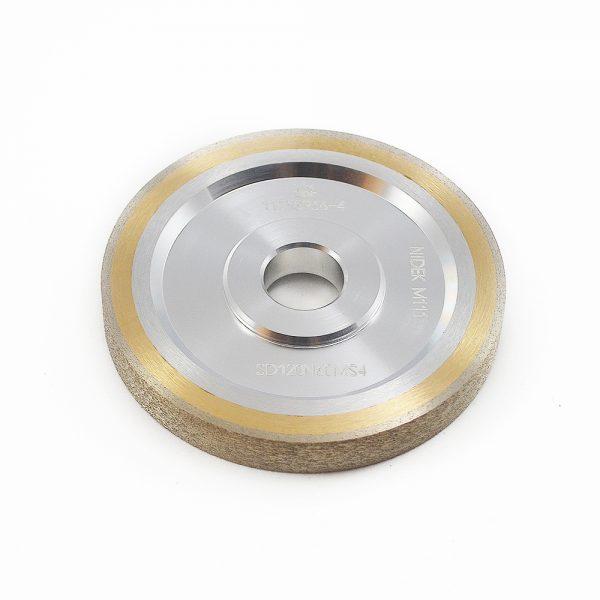 Rough Wheel Glass, Nidek Le