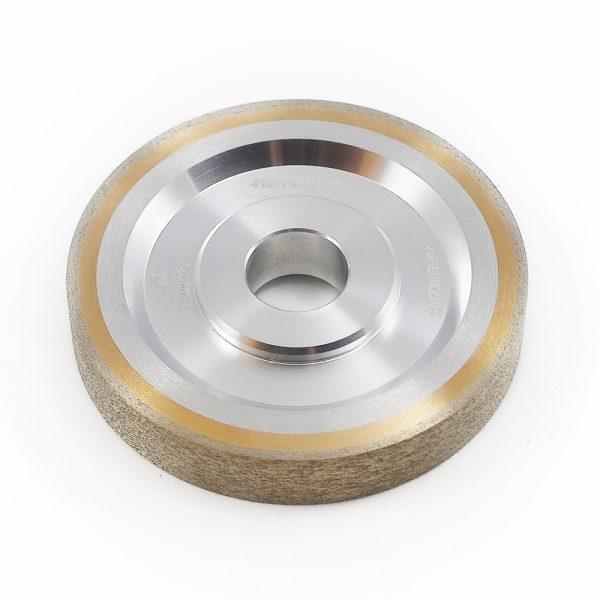 Rough Wheel Glass, Nidek Me