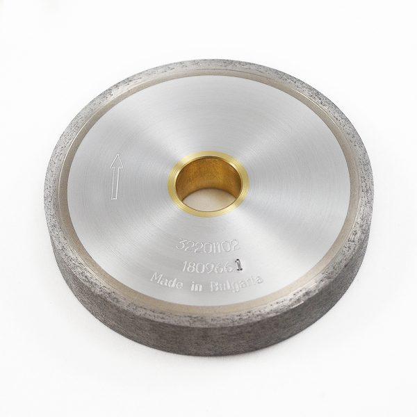 Rough Wheel Glass, Sios Le