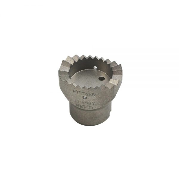 Weco Oval Chuck for Robotic Systems