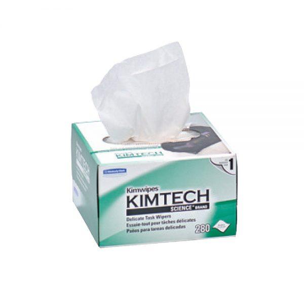 """Kimwipes, Case/30 Boxes 4.5"""""""