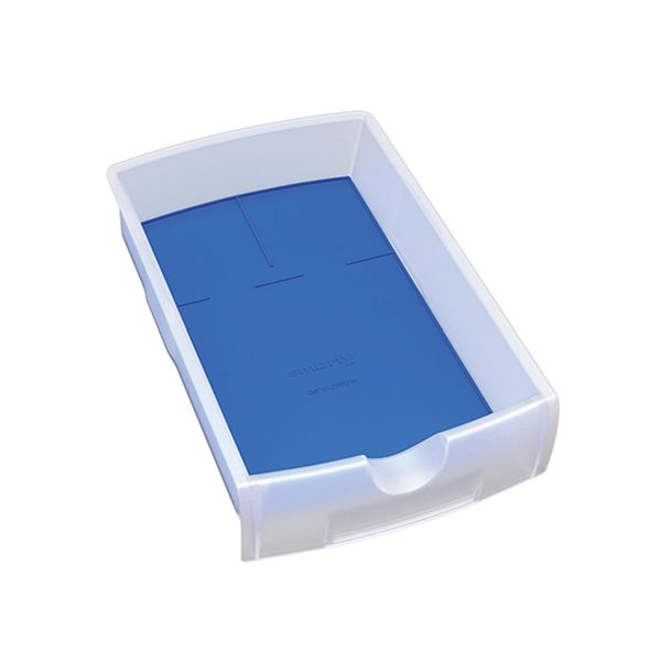 Smarty Clear with Blue Insert
