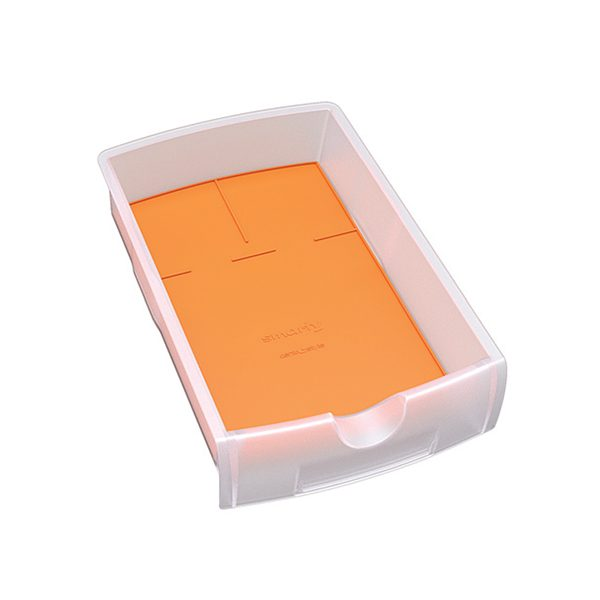 Smarty Clear with Orange Insert