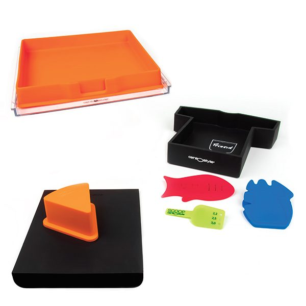 Silicone Working Aides Kit