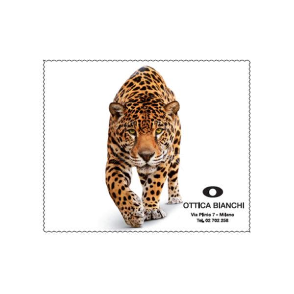 Custom Cleaning Cloth Tiger