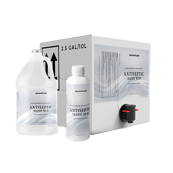 Hand Sanitizer, 2.5 Gallon Box