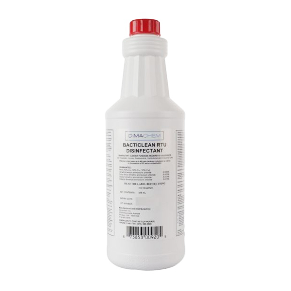 Bacticlean RTU Disinfectant Solution